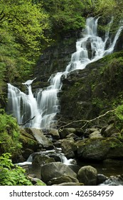 Waterfall in Ireland (Kerry country)