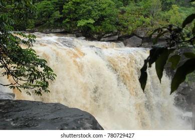 Waterfall, Kampot, Cambodia