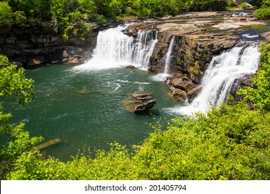 Waterfall - Little River Canyon
