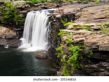 Waterfall - Little River Canyon, Alabama