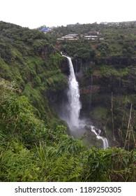 Waterfall at Lonavala.