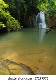 Waterfall in the national park (11)