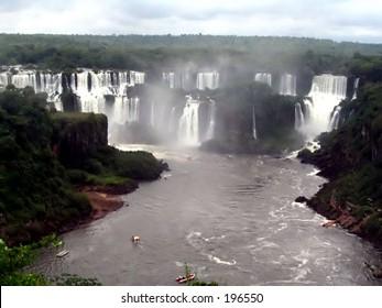 Waterfall National Park