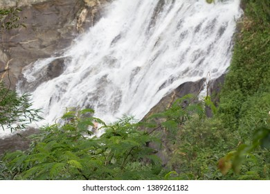 waterfall in national park, Kamphaeng Phet  watrfall name Tao dum