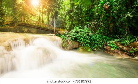 Waterfall [Ocho Rios, Jamaica]