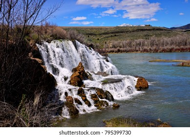 Waterfall on the Snake River