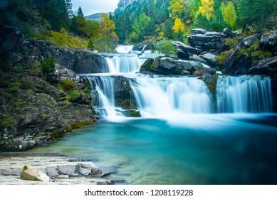 Waterfall Ordesa 1