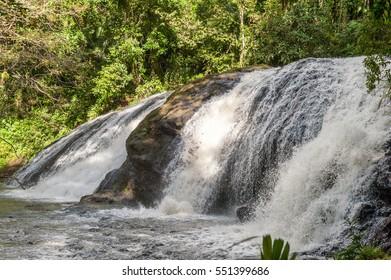 Waterfall in Palau.