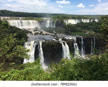 Iguaçu Waterfall River