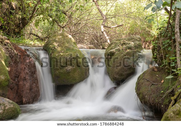 waterfall-river-majaceite-province-cadiz