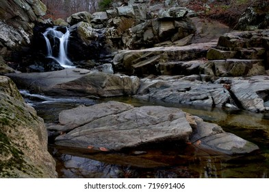 Waterfall at Scott's Run, Virginia