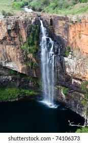 Waterfall in South Africa