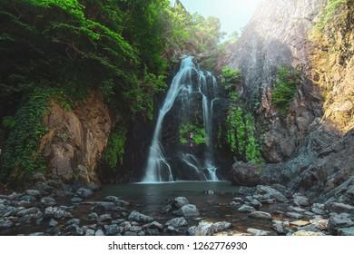 Waterfall. Sudusen, Bursa, Yalova, Turkey.