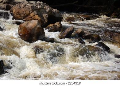 Waterfall - Taman Negara National Park - Best of Malaysia