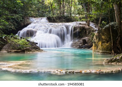 Water-fall in Thailand