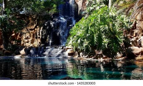 Waterfall top of the range Toowoomba