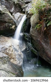 Waterfall in the Verzasca