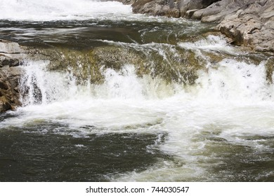 Waterfall Yang Bay.