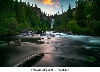 Waterfalls, Bend Oregon