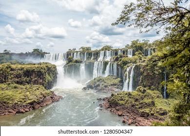 Waterfalls of Iguazu - Argentina