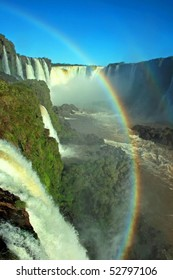 Waterfalls of Iguazu, South America