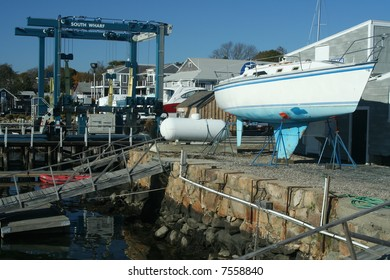 Waterfront Dry Dock