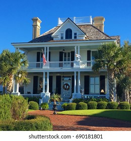 Waterfront Home in Beaufort, North Carolina