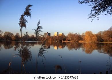 Waterlandplein, Amsterdam-Noord, Amsterdam, Nederland, Noord Holland