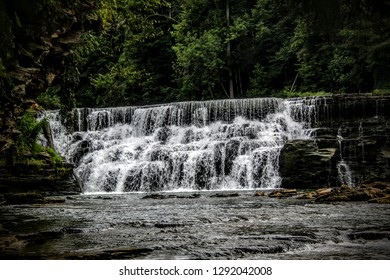Waterloo falls Livingston Tennessee