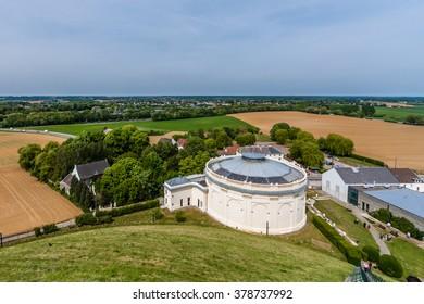 Waterloo panorama, Belgium
