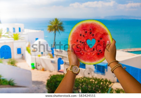 watermelon for lovers.sidi-bu-said