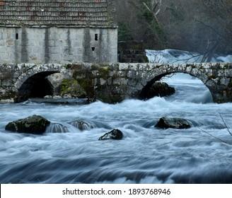 Watermill on the river Dalmatia
