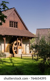 a watermill somewher in Poland