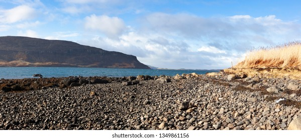 Waternish beach. Isle of Sky. Scotland