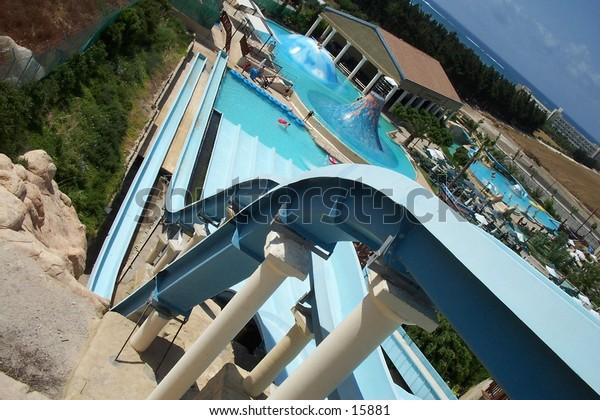 Waterpark in Cyprus