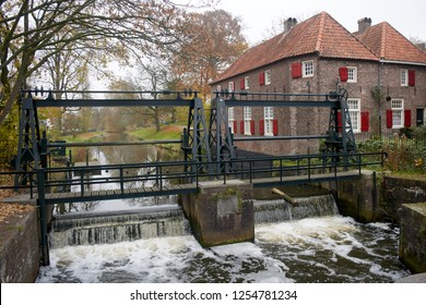 Waterpoort Amersfoort, Netherlands