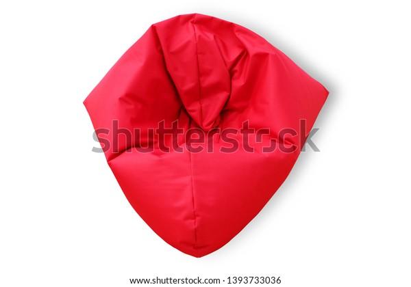 Prime Waterproof Bean Bag Chair Cover Large Stock Photo Edit Now Machost Co Dining Chair Design Ideas Machostcouk
