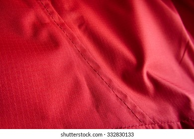 waterproof technology for mountain red clothes