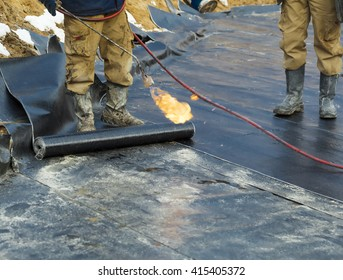 waterproofing of the building foundation