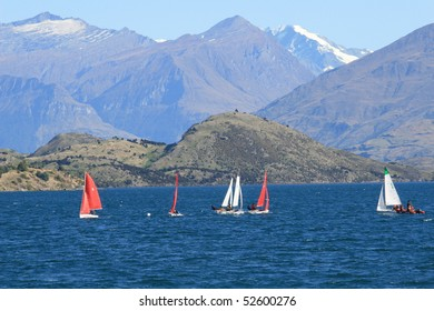 Watersports in the Southern Alps