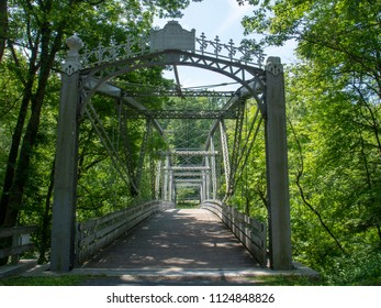 Waterville Bridge, Spanning Swatara Creek at Appalachian Trail