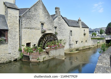 Waterwheel in France