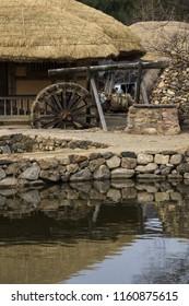 Waterwheel, Nakan Eupseong village