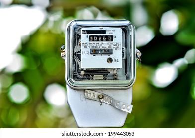 Watt hour Electric meter