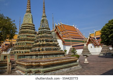 watt pho in bangkok city