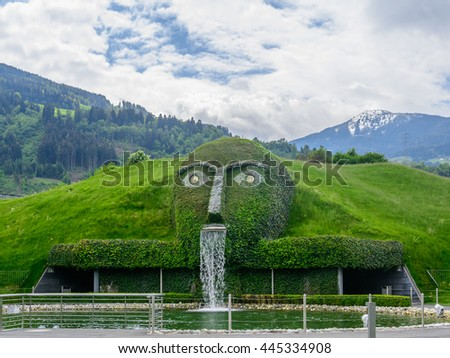fa78bf9fba2e2c WATTENS INNSBRUCK AUSTRIA 13 MAY 2016 Stock Photo (Edit Now ...