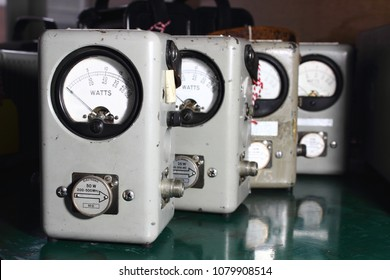Wattmeter ,the instrument for measuring the electric power.