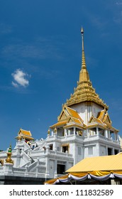 Wattraimitr-withaya ram temple in Bangkok Thailand