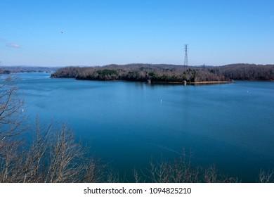 Watts Bar Lake, Tennessee, USA