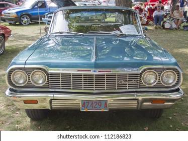 1964 Chevrolet Impala Images Stock Photos Vectors Shutterstock